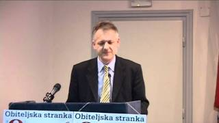 Gambar cover OBITELJSKA STRANKA -SREDIŠNJI PREDIZBORNI SKUP_DAVOR KALINIĆ_2_DIO