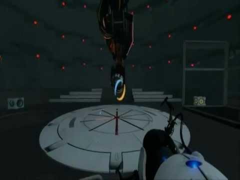 [SPOILERS] Reaccion de fangirls de Portal 2 a cierta cosa...
