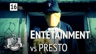 EnteTainment vs. Presto HR | VBT 2015 16tel-Finale