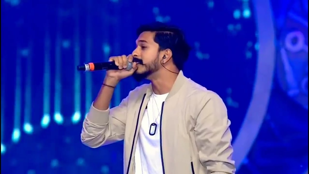Download Sathiyama Naan Sollurendi song by MUGEN RAO and PRIYANKA in SUPER SINGER GRAND FINALE
