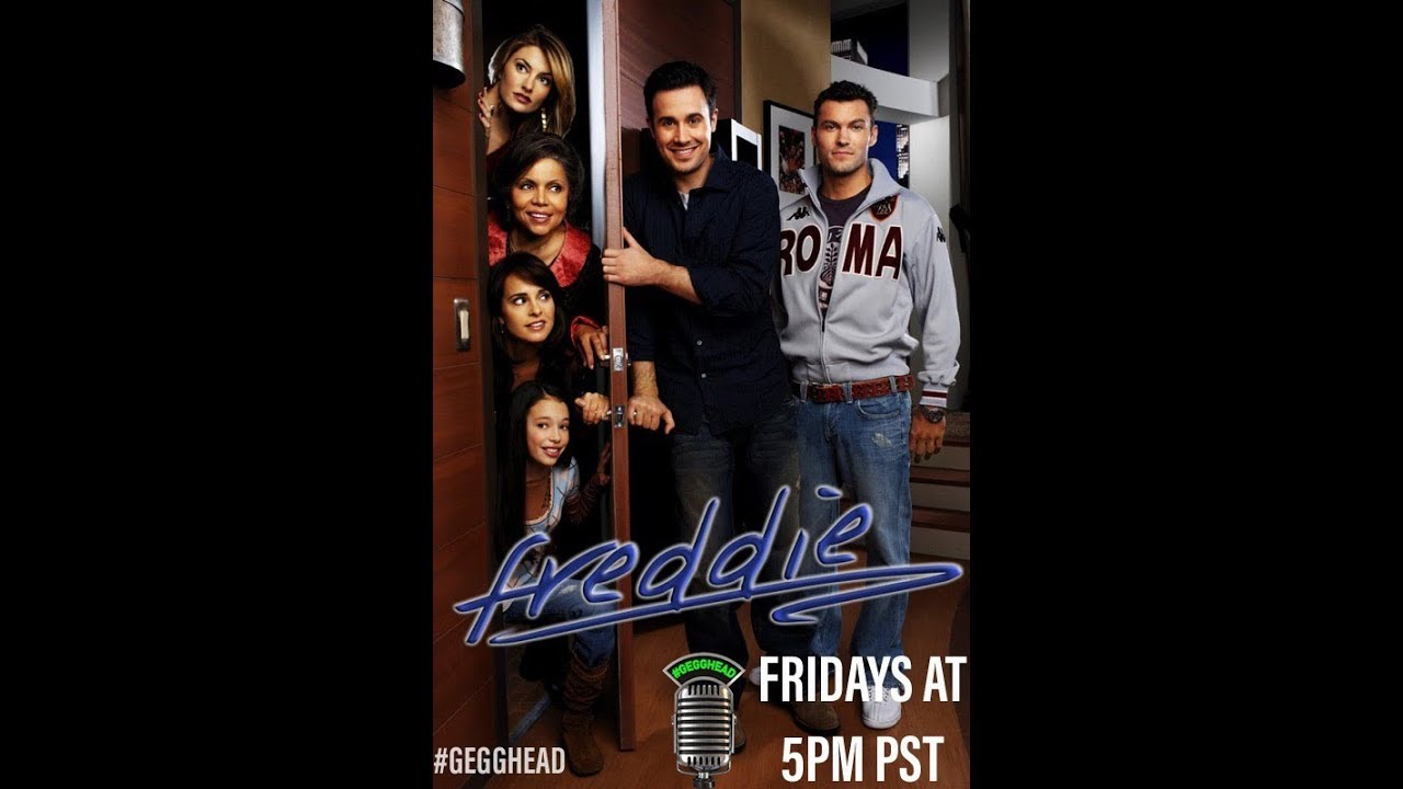 "Download Freddie S01E01 - ""Pilot""   GEGGHEAD"