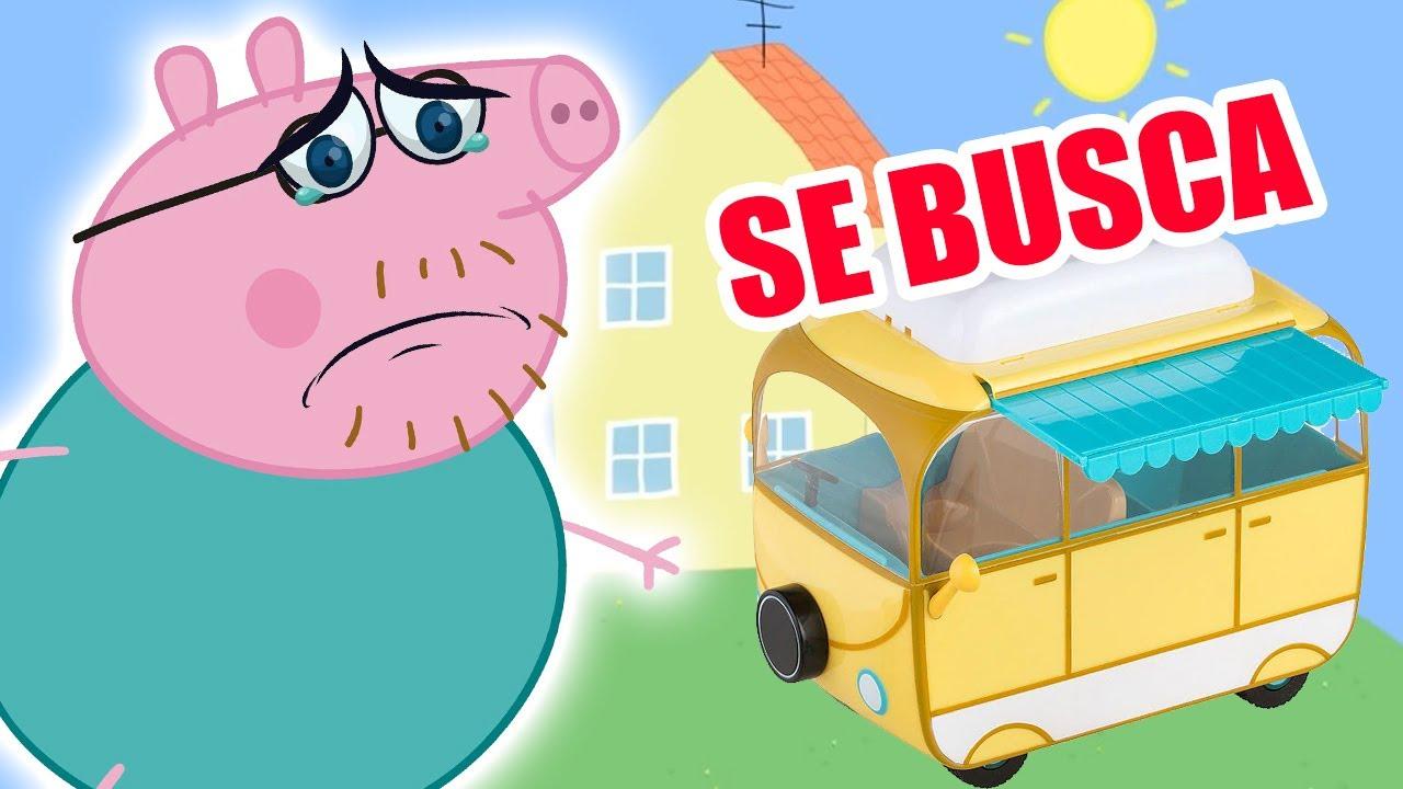 Peppa Pig | Cómo conocí a Suzy | Episodio 269 | PAPÁ PIERDE EL AUTO | Peppa Pig en Español