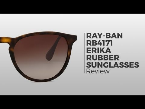 37089b13bbd Ray-Ban Erika Rubber Havana vs Ray Ban Erika Rubber Black Frames Review