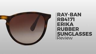 Ray-Ban Erika Rubber Havana vs Ray Ban Erika Rubber Black Frames Review