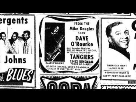 Ernie Krivda presents Cleveland Jazz History: Dave O