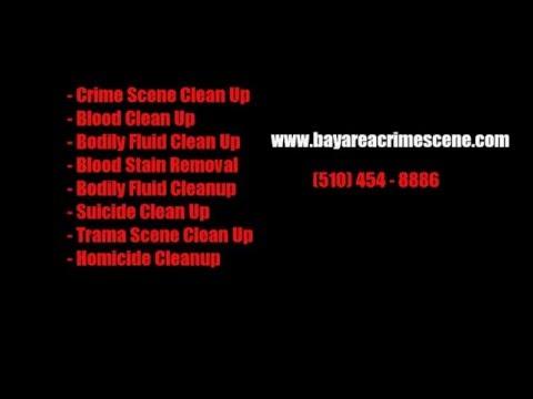 Richmond, California Crime Scene Cleanup