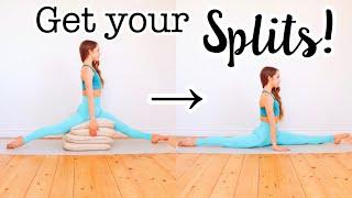 Get the Splits Fast! Sтretches for Splits Flexibility