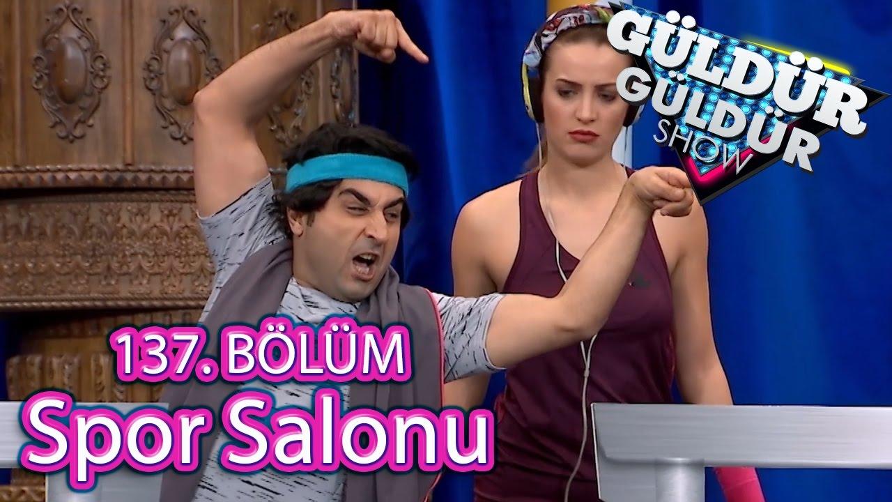 Bkm Güldür Güldür Show 137 Bölüm Spor Salonu Youtube
