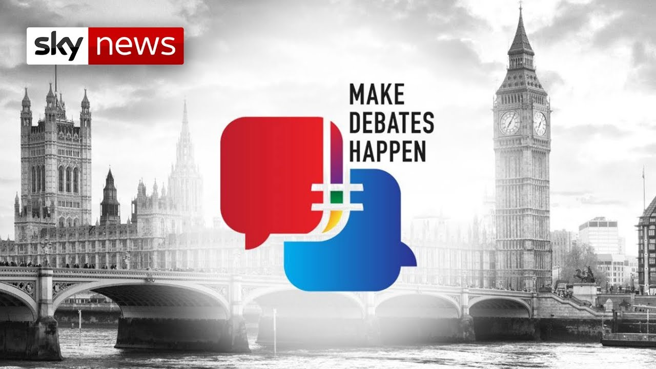 Sky News launches Leaders' Debates Commission petition