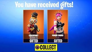 When is the GIFTING SYSTEM coming to Fortnite: Battle Royale? (How do you GIFT SKINS in Season 5)