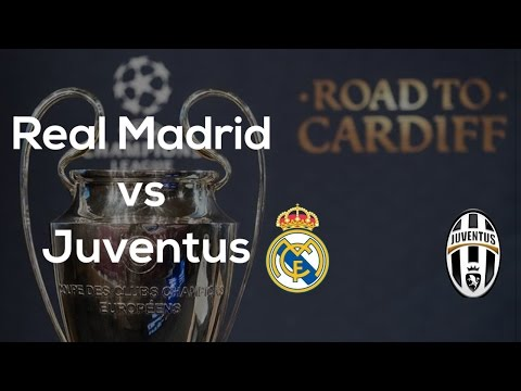 Real Madrid vs Juventus 2017 | UFEA Champions league final promo |