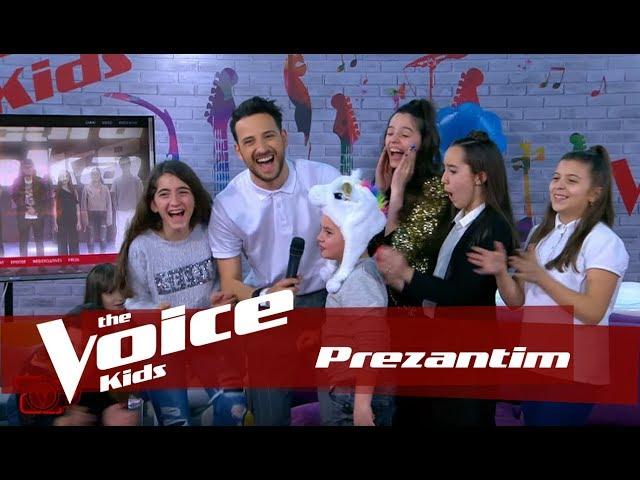 Momentet më të bukura në V-Room | Epilog | The Voice Kids Albania 2019