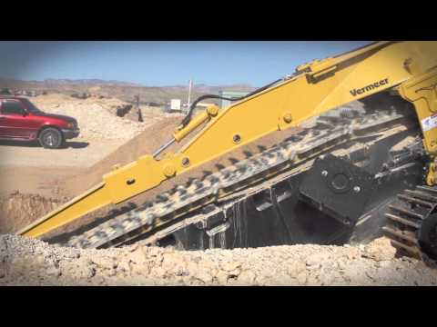 T1055 Commander 3 Pipeline Trencher | Vermeer Underground Equipment