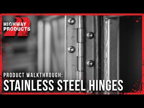 Highway Products | Stainless Steel Hinges