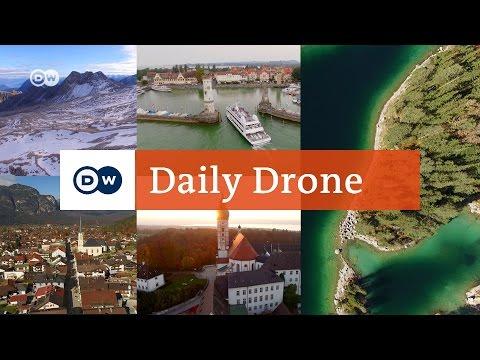 #DailyDrone: Bavaria | DW English