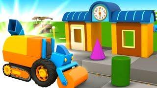 Мультики для детей. Игры с машинками на детском канале