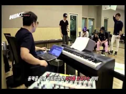 [ENG] WIN: TEAM B'S VOCAL LESSON