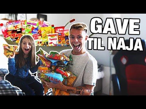GIVER MIN SØSTER 10 KILO SLIK!