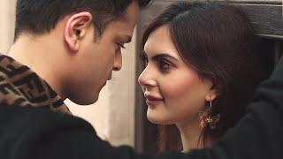 Behind The Scene - Aankhein Meri - Shrey Singhal