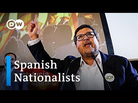 Far-right nationalists on the rise in Spain | DW News