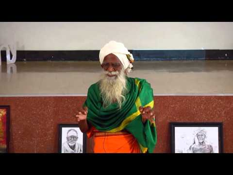 Food security: Mr. Nammalvar at TEDxIIMTrichy