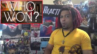 Shaka Zulu vs Julius Caesar. Epic Rap Battles of History REACTION!!