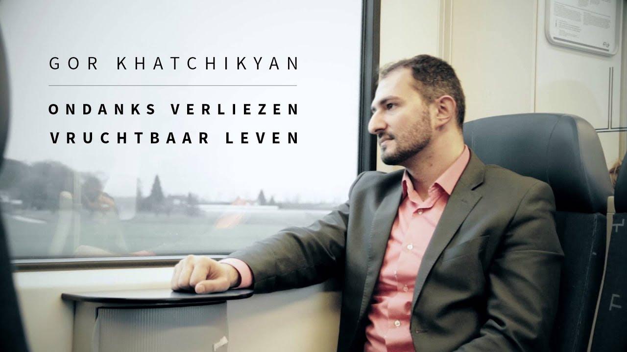 Preek: Ondanks verliezen vruchtbaar leven - Gor Khatchikyan