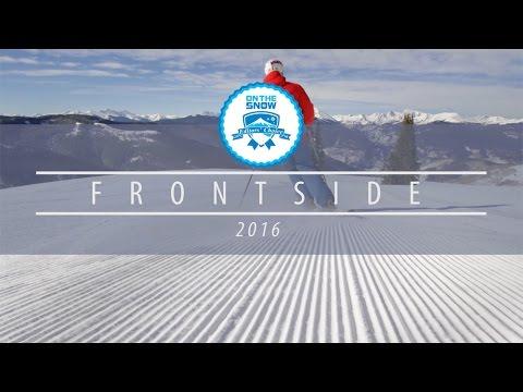 OnTheSnow Editors' Choice Skis: 2015/2016 Men's Frontside