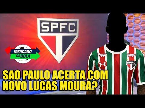 SÃO PAULO VAI ANUNCIAR ATACANTE DE GRANDE DO RIO! - GAVETA NEWS