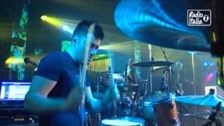 Modà - Salvami, live 2013 a RadioItaliaLive