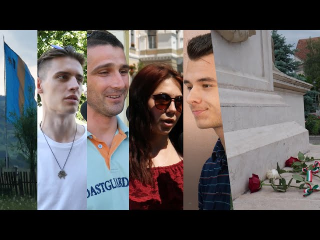 Magyarországon cigányok voltunk, itt pedig hazátlanok vagyunk - Erdély 2. rész | Jövő TV