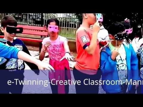 European Mannequin Challenge Creative Classroom P 1