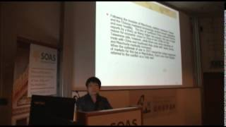 Taiwan, Manchukuo, and the Sino-Japanese War, SOAS, University of London