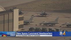 New U.S. Space Command Could Come To Colorado