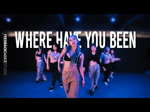 RIHANNA - WHERE HAVE YOU BEEN | BELEGACY Choreography