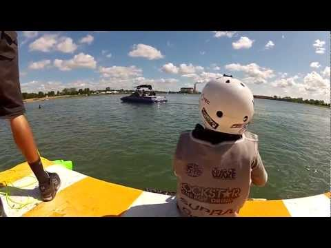 9-Year Old Thomas Herman's 2012 Wakeboard Video