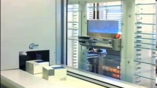 Robot de farmacia Repharma