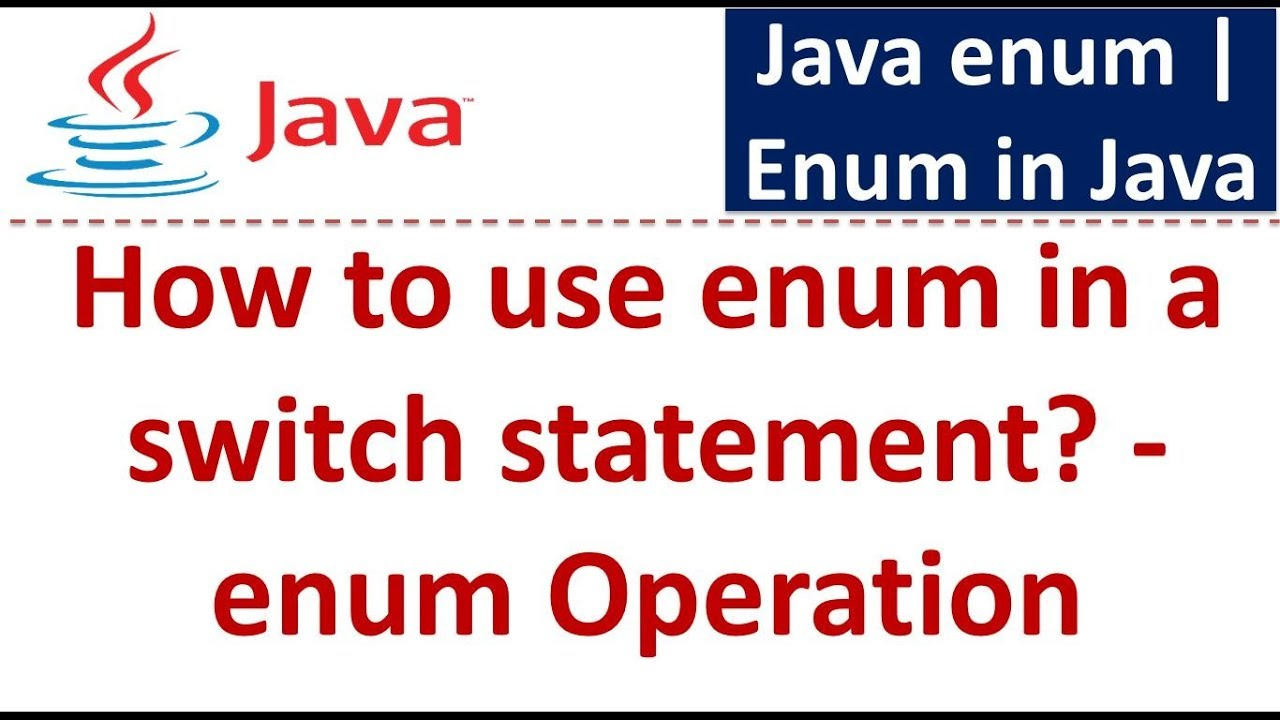 how to get all enum values in java