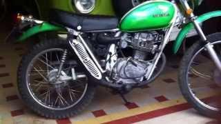 Honda 125 SL - 1973