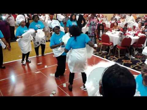 urhobo ladies traditional dance