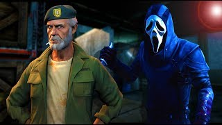 Ghostface From Scream is Really Mean! - Dead By Daylight Funny Moments