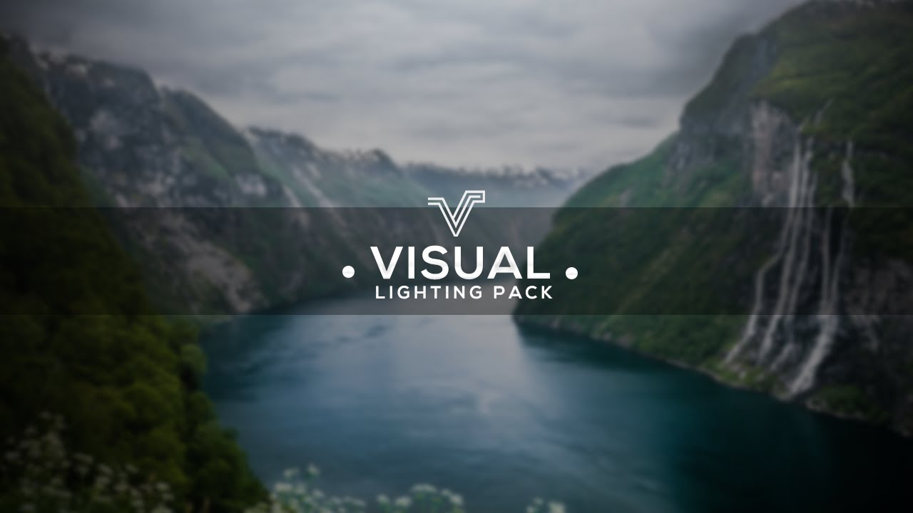 & My Personal Lighting Pack (FREE) - YouTube