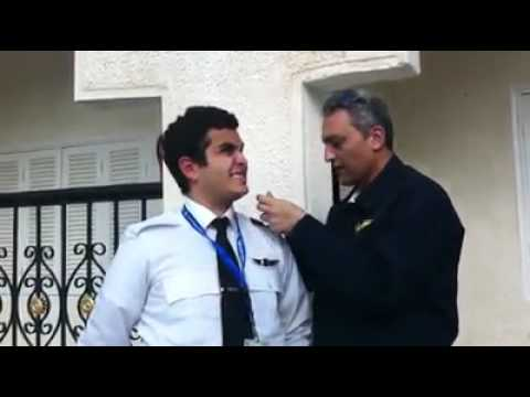 Egyptian Aviation Academy- End Of Course Private CAPT.FOUAD