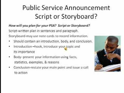 psascriptstoryboard1mp4 - YouTube - sample script storyboard