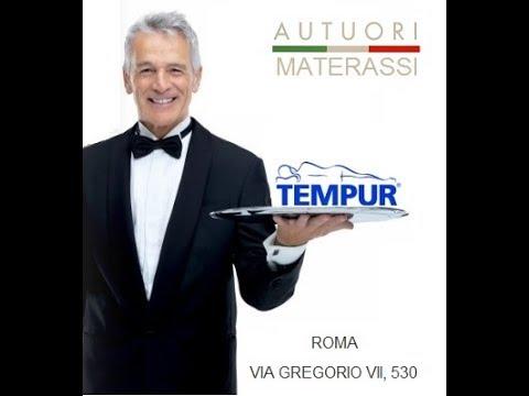 Negozio Materassi Tempur a Roma - Esposizione Prezzi Offerte