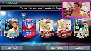 OMFG BEST FIFA MOBILE CARNIBALL PACK OPENING!! 2 ULTIMATE FLASHBACKS IN 1 PACK! | FIFA Mobile Soccer