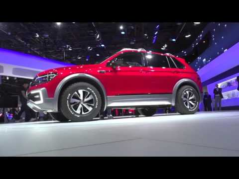 Concept Cars at the North American International Auto Show, Detroit 2016