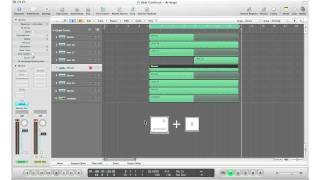 How To: Logic Pro - Bounce Your Audio Tracks (Stereo + Separate)