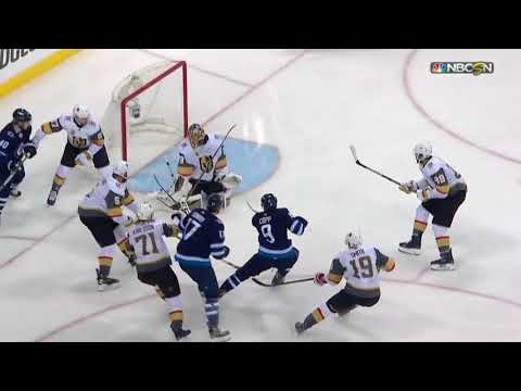 Vegas Golden Knights vs Winnipeg Jets - May 13, 2018 | Game Highlights | NHL 2017/18