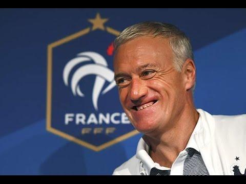 """Didier Deschamps : """"On a un acquis"""""""